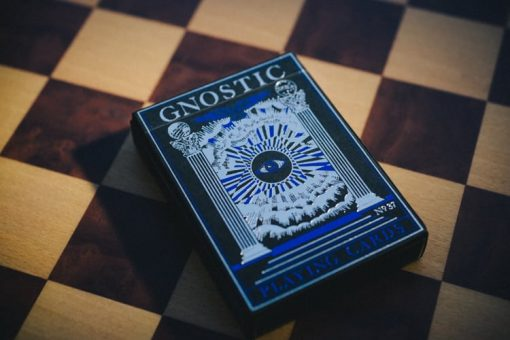 Gnostic - Lapis Blue by Legends Playing Card Company