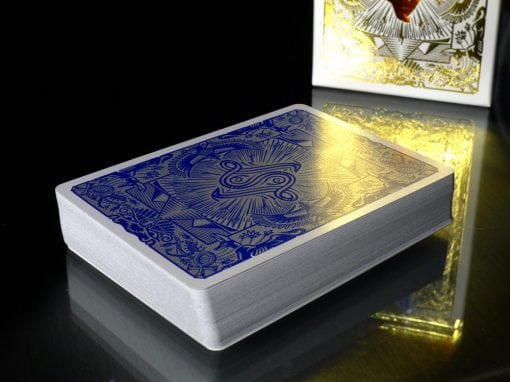 Egyptian Legends - Blue by Legends Playing Card Company