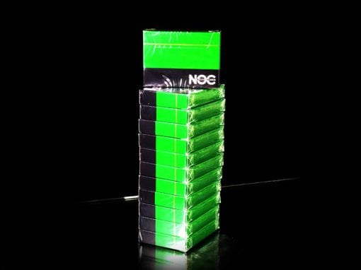 NOC v3 - Green - Dozen