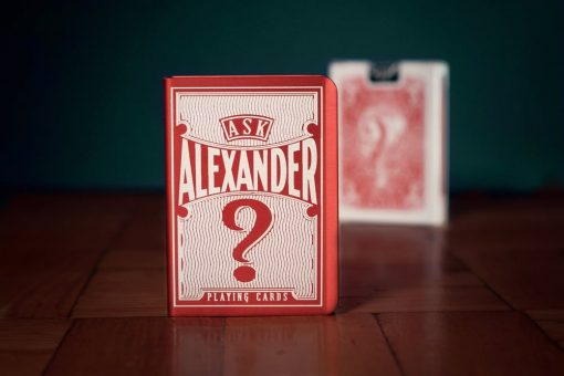 Ask Alexander Card Clip