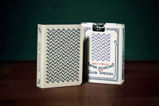 Erdnase 1902 Blue Smith No. 2 Card Clip