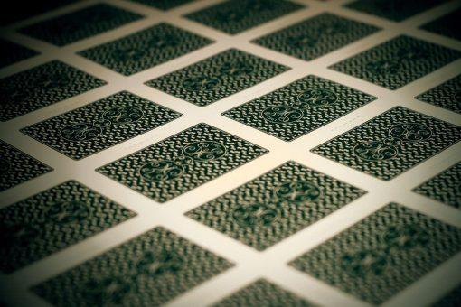 Erdnase 1902 Green Acorn: Special Edition Uncut Sheets