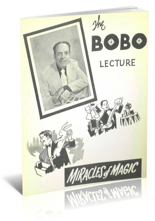 The Bobo Lecture by J. B. Bobo PDF