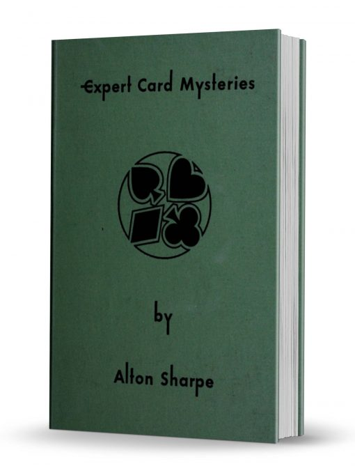 Expert Card Mysteries compiled by Alton Sharpe PDF