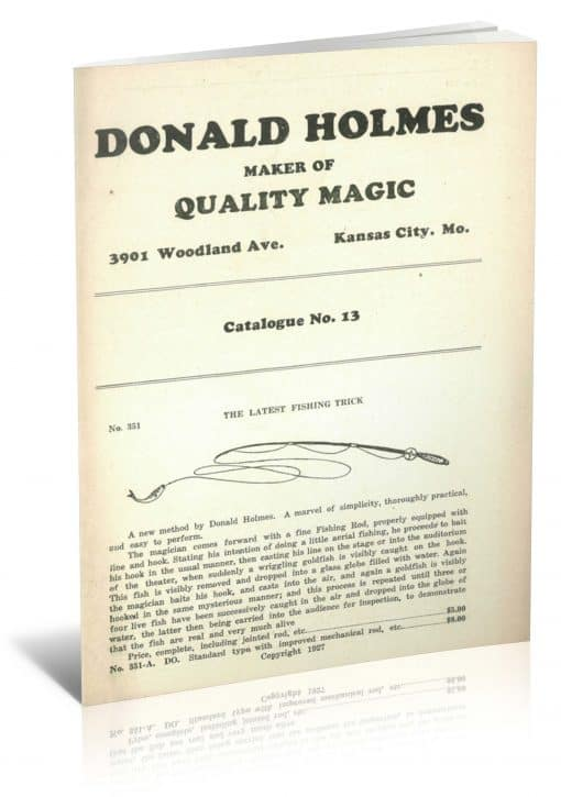Catalog No. 13 by Donald Holmes PDF