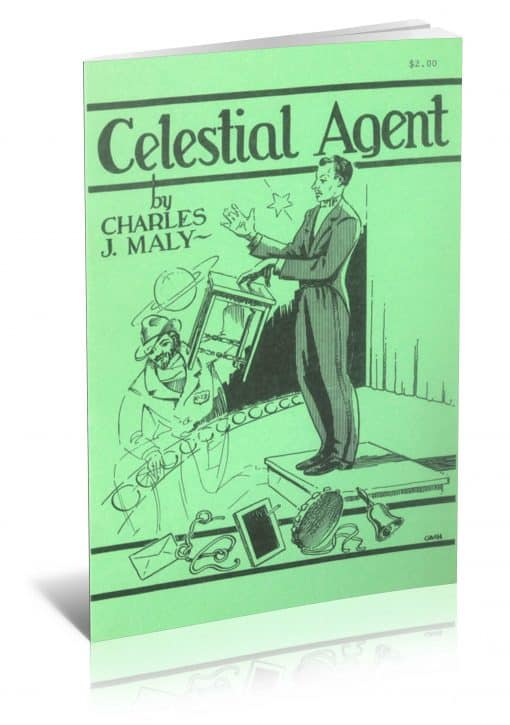 Celestial Agent by Charles J. Maly PDF