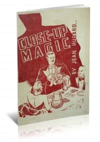 Close-Up Magic for the Night Club Magician by Jean Hugard PDF