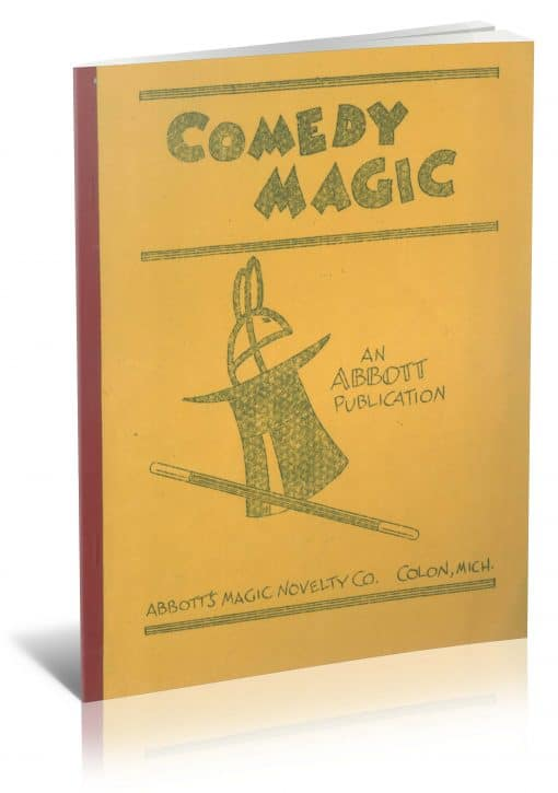 Comedy Magic by Percy Abbott PDF