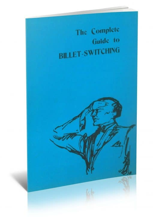 The Complete Guide to Billet-Switching Compiled and Edited by Corinda and Ralph W. Read PDF