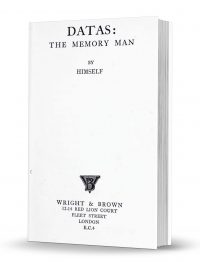 Datas: The Memory Man by Datas PDF