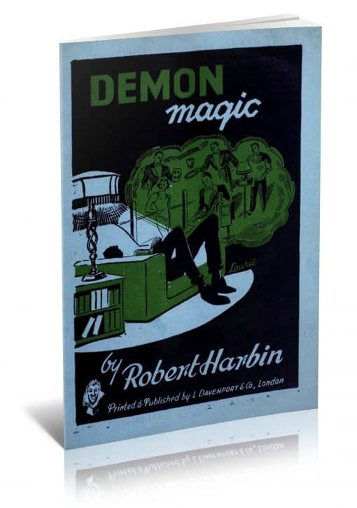 Demon Magic by Robert Harbin