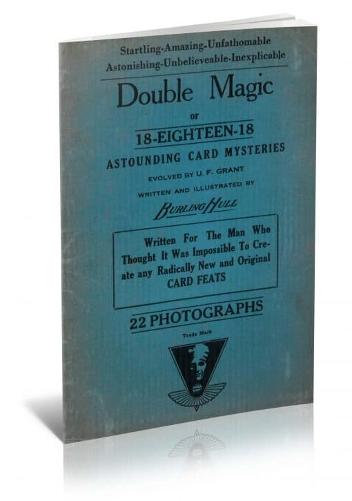 Double Magic with Cards by Burling Hull