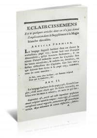 Eclaircissemens by Henri Decremps PDF