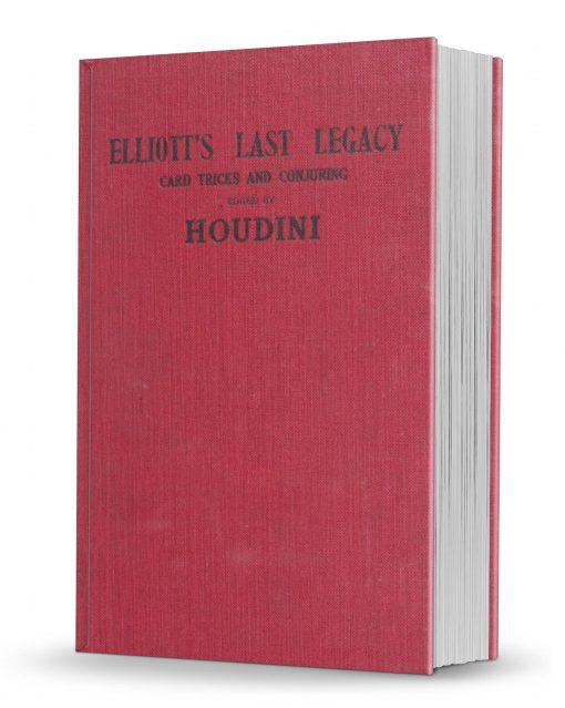 Elliott's Last Legacy: Card Tricks and Conjuring PDF