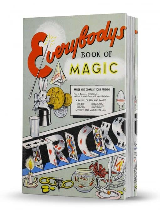 Everybody's Book of Magic by Barry Robbins PDF