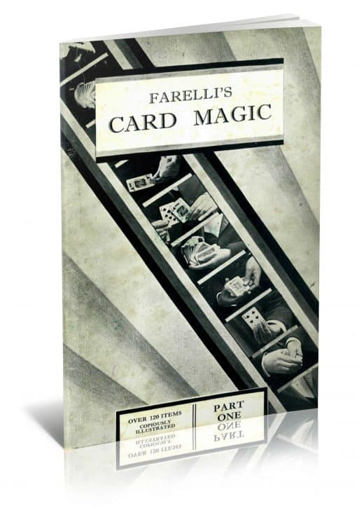 Farelli's Card Magic Part One by Victor Farelli Text-Based PDF