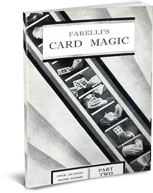 Farelli's Card Magic : Part Two by Victor Farelli PDF