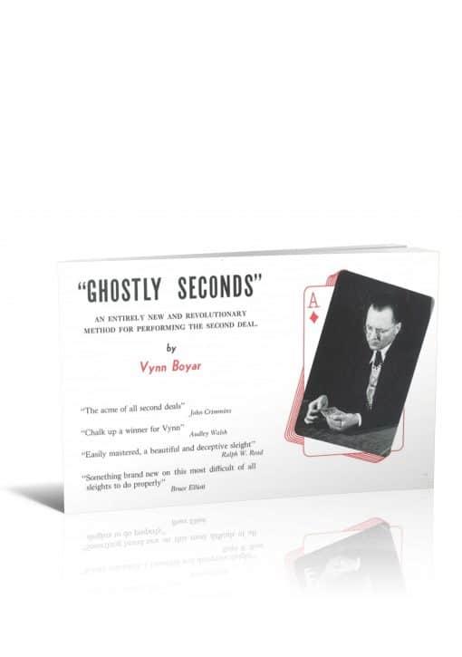 """""""Ghostly Seconds"""" by Vynn Boyar PDF"""
