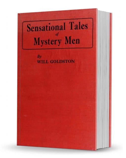 Sensational Tales of Mystery Men PDF