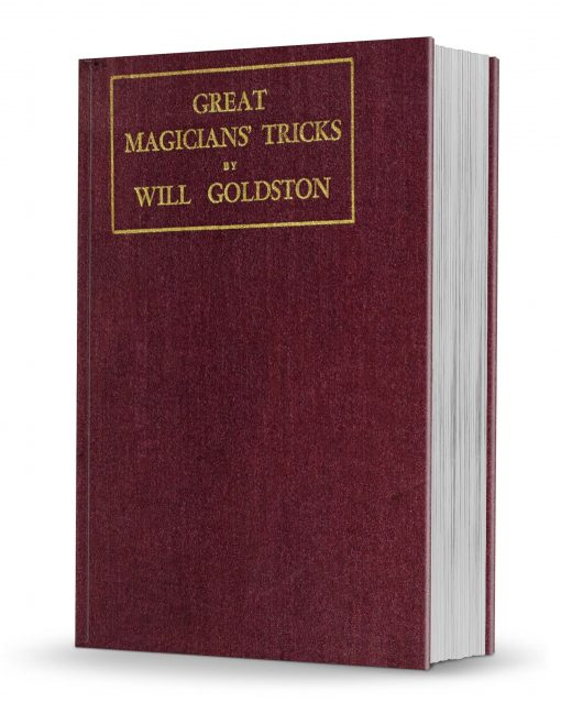 Great Magicians' Tricks by Will Goldston PDF