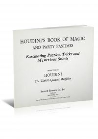 Houdini's Book of Magic and Party Pastimes PDF