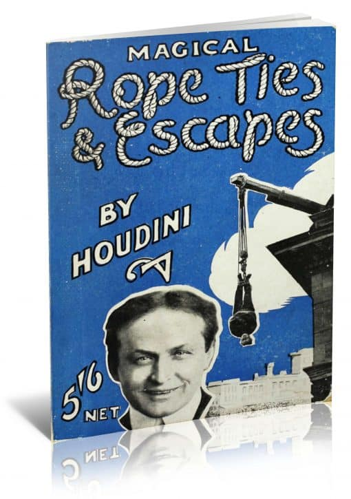 Magical Rope Ties and Escapes PDF