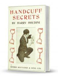 FREE Handcuff Secrets by Harry Houdini PDF