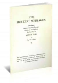 The Houdini Messages PDF