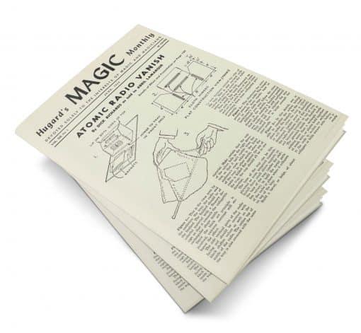 Hugard's Magic Monthly Volume 12 PDF