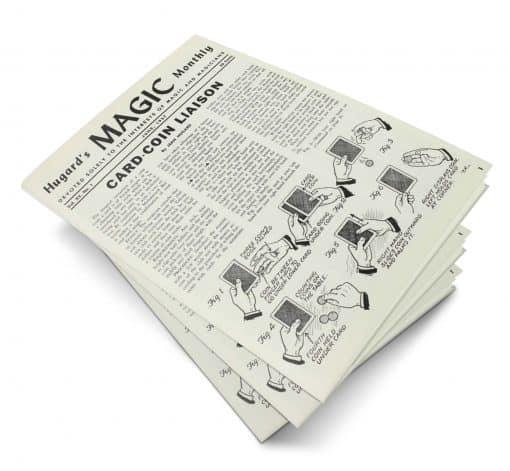 Hugard's Magic Monthly Volume 15 PDF
