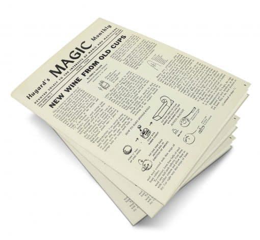 Hugard's Magic Monthly Volume 18 PDF