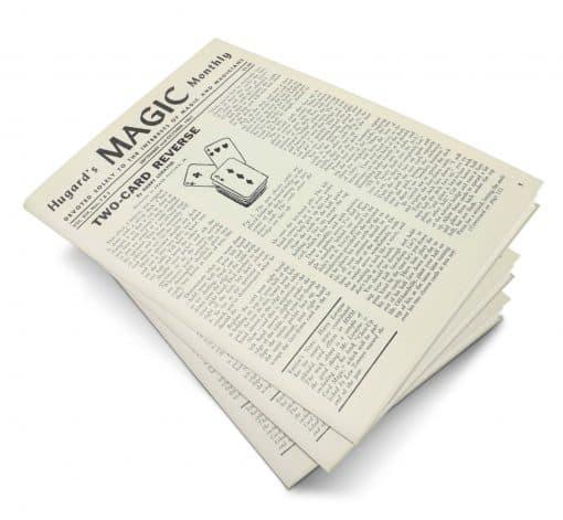 Hugard's Magic Monthly Volume 19 PDF