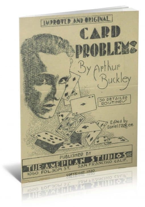 Improved and Original Card Problems by Arthur Buckley