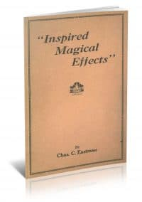Inspired Magical Effects by Chas. C. Eastman PDF