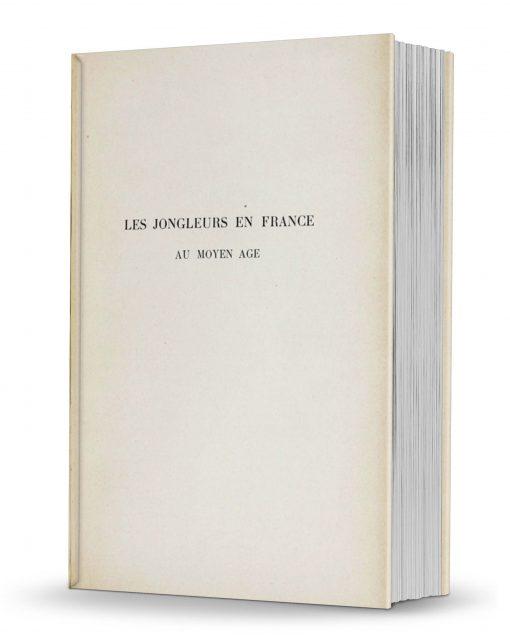 Les Jongleurs en France au Moyen Age PDF