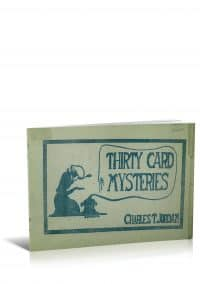 Thirty Card Mysteries PDF
