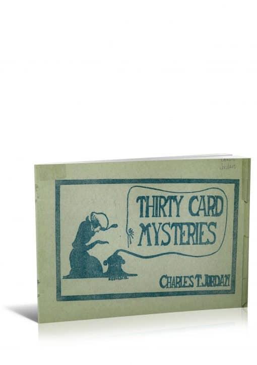 Thirty Card Mysteries PDF