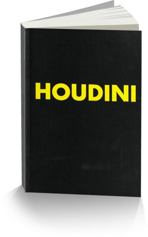 Houdini: Master of Escape PDF
