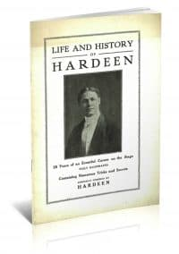 Life and History of Hardeen PDF