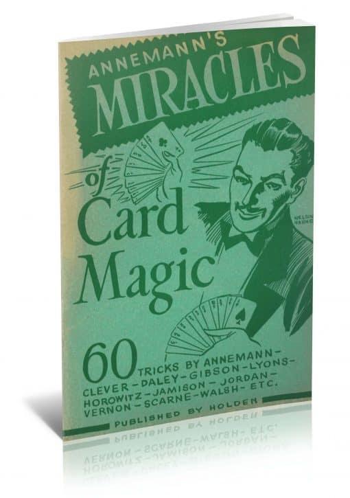 Annemann's Miracles of Card Magic by Theodore Annemann PDF