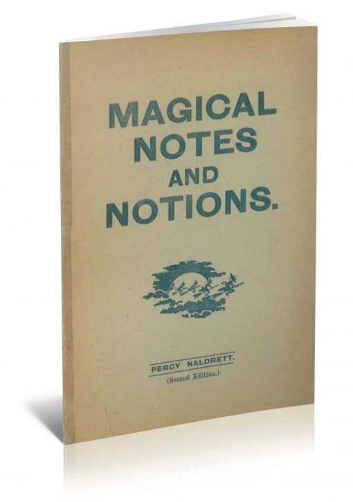 Magical Notes and Notions PDF
