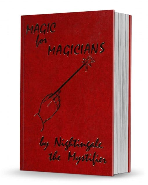 Magic for Magicians by F. B. Nightingale PDF