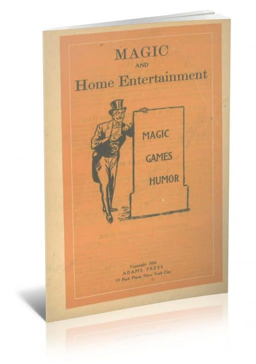 Magic and Home Entertainment PDF