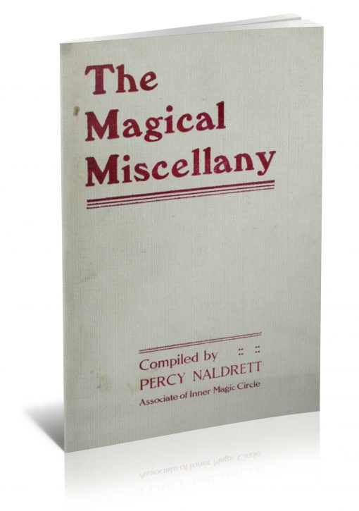 The Magical Miscellany by Percy Naldrett PDF