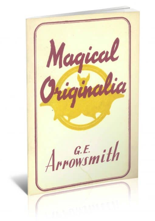 Magical Originalia PDF