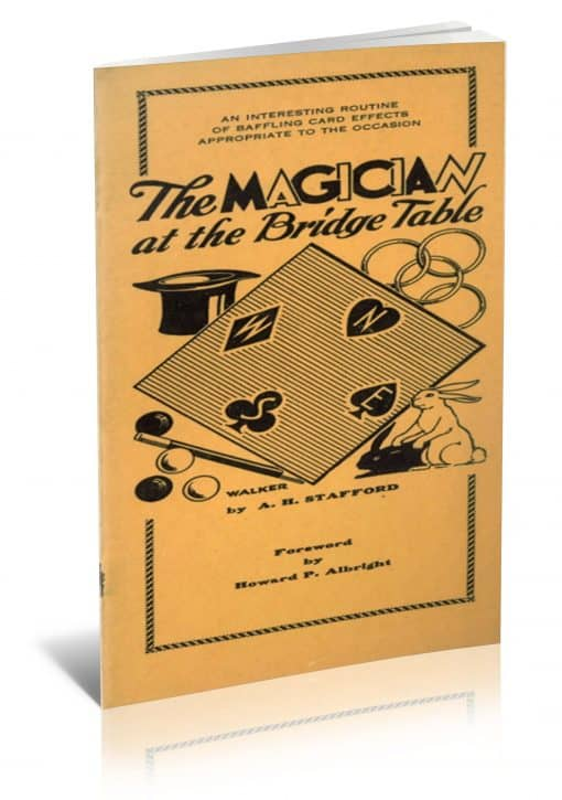 "The Magician at the Bridge Table by A.H. ""Jake"" Stafford PDF"