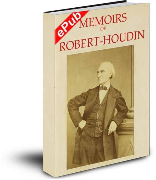 Memoirs of Robert-Houdin Epub