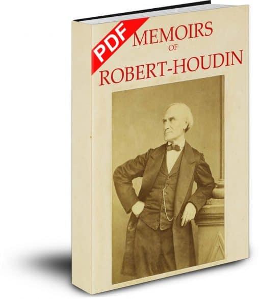 Memoirs of Robert-Houdin Text-Based PDF