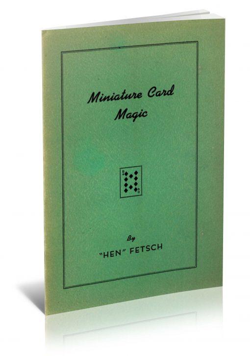 Midget Card Magic PDF