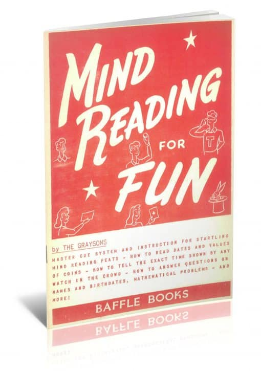 Mind Reading for Fun by The Graysons PDF